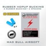 Madbull 60 Degree Normal Shark Hopup Bucking (Blue)