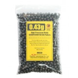 High Precision - 0.43g BB Pellets (1000 rounds)