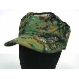 Cadet Patrol Hat Cap Digital Camo Woodland