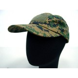 Velcro Patch Baseball Hat Cap Digital Camo Woodland