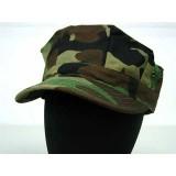 Cadet Patrol Hat Cap Camo Woodland