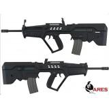ARES Tavor T.A.R.21 with Rail Set (Black) Airsoft, AEG