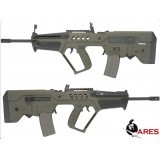 ARES Tavor T.A.R.21 with Rail Set (OD) Airsoft, AEG