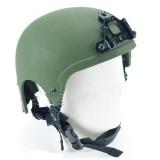 EA Gear IBH USMC Helmet with NVG Goggle Mount (OD)