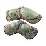 Tactical Knee & Elbow Pads Set (DWC)