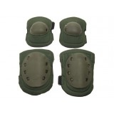 Tactical Knee & Elbow Pads Set (OD)