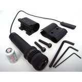 LXGD Micro High Power Green Laser Sight w/ Mount Set