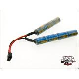 G&P 8.4V 1600mAh Ni-MH Battery (Twin, T-Shape)