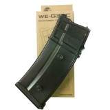 WE 30rd Magazine for WE G39 Gas Blow Back Rifle