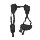 Shoulder holster, M9, G17/18, STI, CZ, STEYR, black