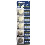 1 pcs CR2032 DL2032 2032 3V Lithium Button Cell Battery