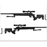 WELL L96, Adjustable, Sniper Stock, MB05D