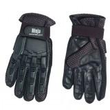 Gloves, leather, medium