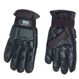 Gloves, leather, Large