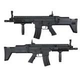 DBOYS SCAR-L MK16 MOD 0 Black, Airsoft Rifle