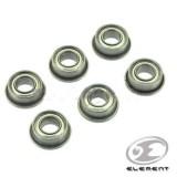 Element 6mm Steel Ball Bearing Bushing, AEG Airsoft
