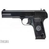 KWA, Tokarev, TT-33, GBB, Full Metal, airsoft pistol