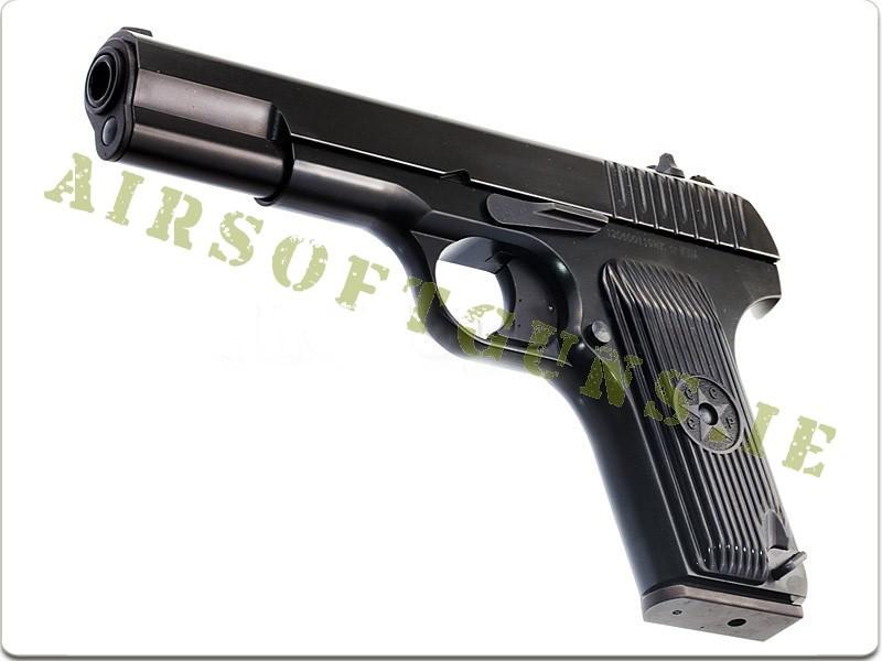 KWA TT33 Airsoft Gas Blowback Gun Pistol