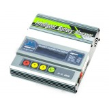 GT POWER A606D, 6A/50W 1-6S, Balance, Charger, built-in, AC power
