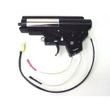 Army Force 8mm Complete QD M4 Gearbox Ver.2 Rear Line