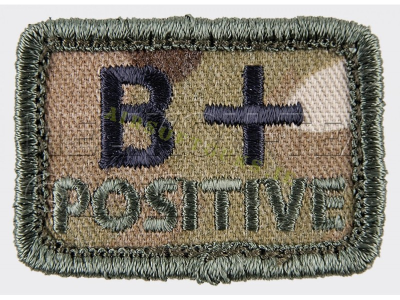 Body armor identification patches for jeans