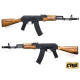CYMA AK74 w/ wood Airsoft AEG (CM048)