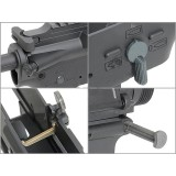 HK416 - Metal body