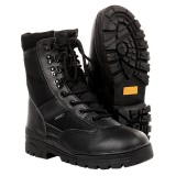 Sniper boots - black color