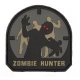 Patch PVC Zombie hunter ACU-A