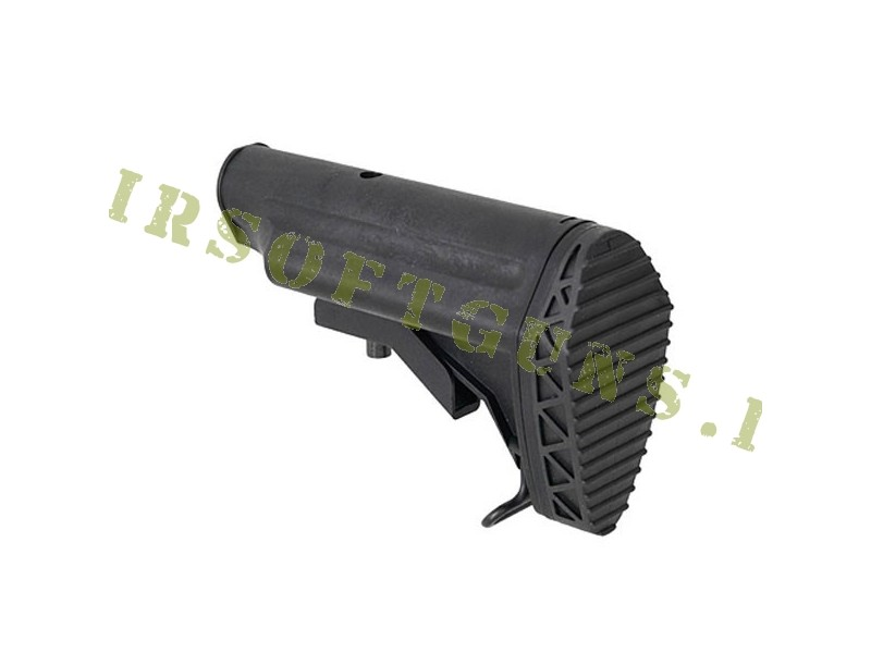 Crane Stock for HK416 Style - AirSoftGuns.ie airsoft shop G P Crane Stock