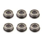 Steel 7 mm bearings