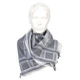PLO scarf dices
