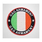 G&G National Flag Patch Ireland