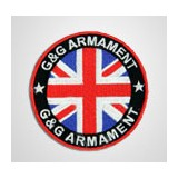 G&G National Flag Patch U.K.