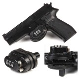 GUN/TRIGGER LOCK WITH COMBINATION
