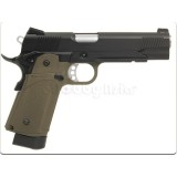 KJ Works KP-05 HI-CAPA Black (Full Metal, Gas and CO2) (OD)