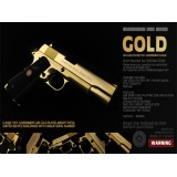Socom Gear Limited Edition 24K Gold Plated