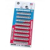 Trumark - Slingshot Ammo - 5/16'' Steel Balls - 72 pcs - SA30C