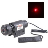 LXGD Tactical Red Laser Sight with RIS Mount