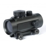 40mm Airsoft Red Dot Sight Scope